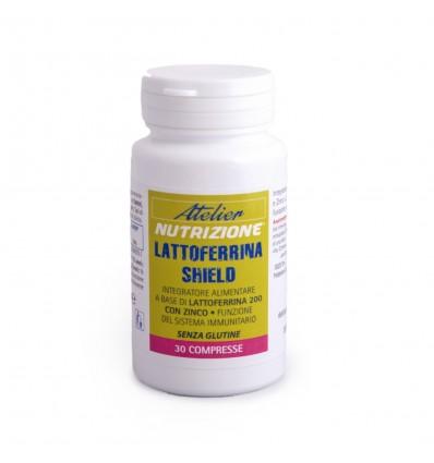 Lattoferrina e Zinco per le difese immunitarie  - ATELIER NUTRIZIONE