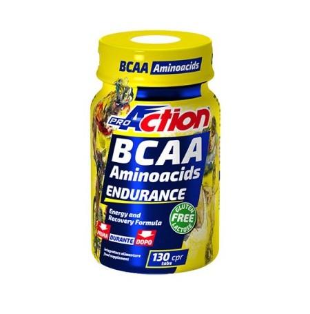 BCAA Aminoacids - Integratore di aminoacidi ramificati